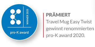 pro-K award